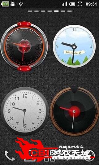 GO桌面时钟时间图2