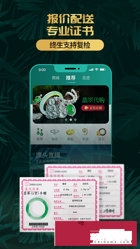 淘翠珠宝网络购物图3