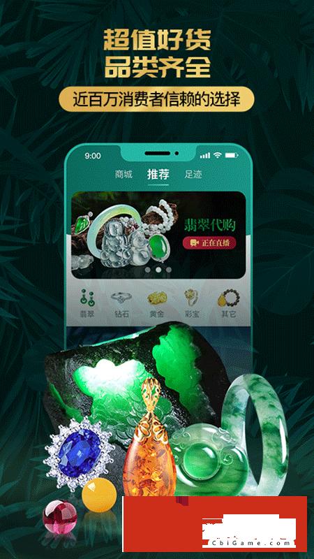 淘翠珠宝网络购物图2