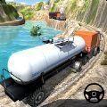 油坦克人卡车运输