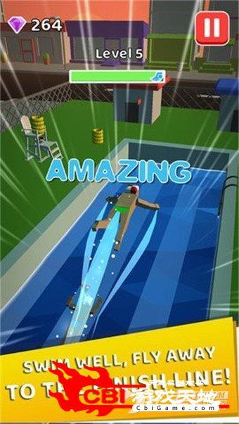 我游泳贼6图0