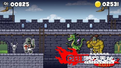 城堡运行图2
