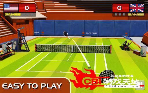 3D网球大赛图0