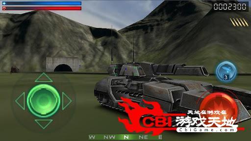 侦察坦克3D图0
