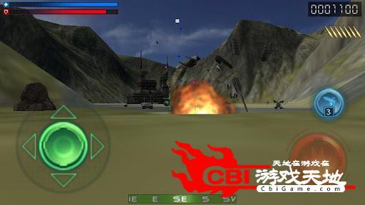 侦察坦克3D图3