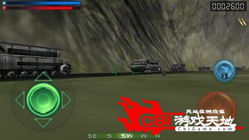 侦察坦克3D图2