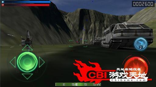 侦察坦克3D图4