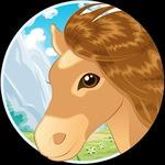 我的宝宝想要一匹小马
