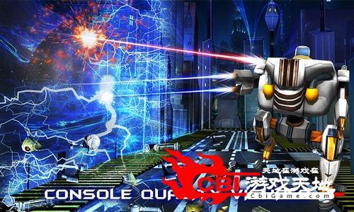 机器人进攻图5