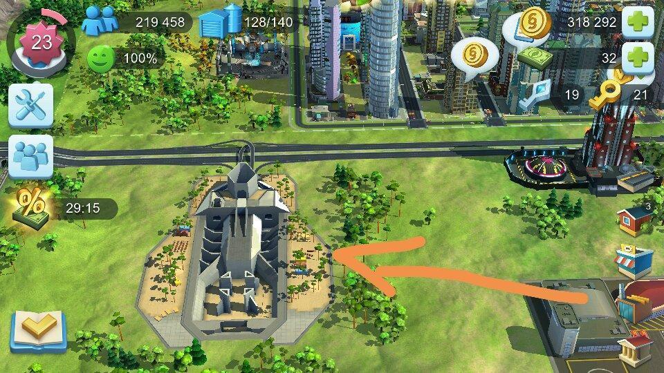 模拟城市:打造自己的家园