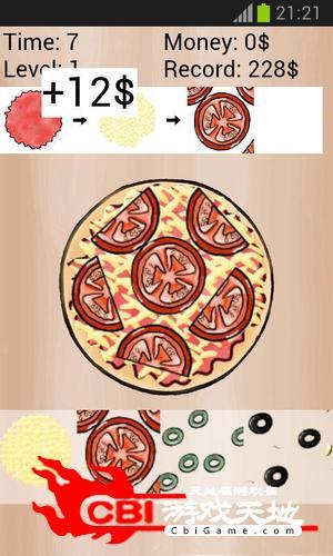 比萨饼制造图1