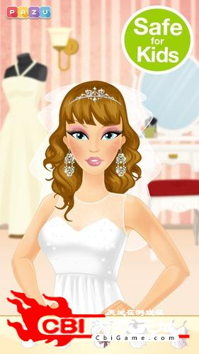 女孩婚礼图0