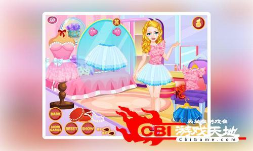 女生装扮-美食派对图0